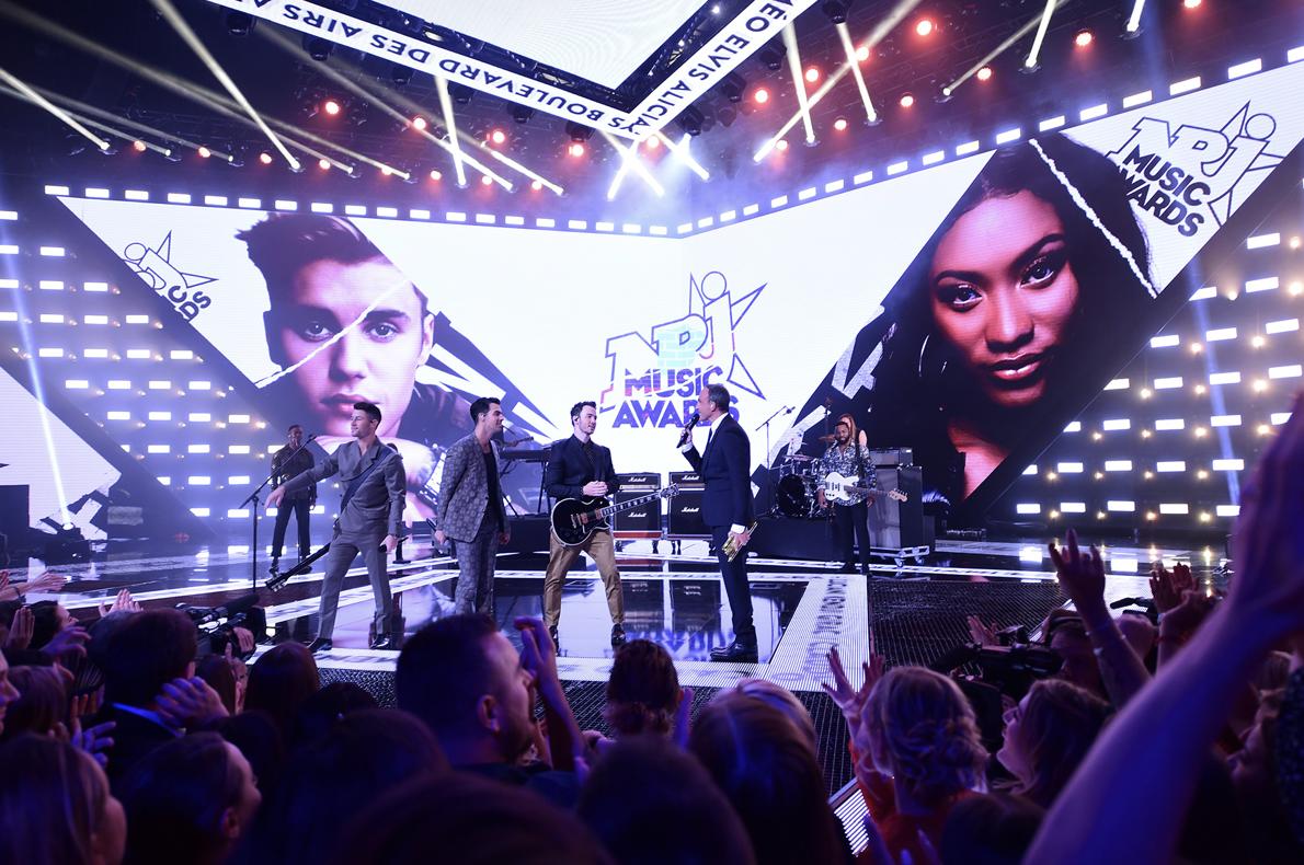 Jour J moins 1 pour les NRJ Music Awards Paris Edition
