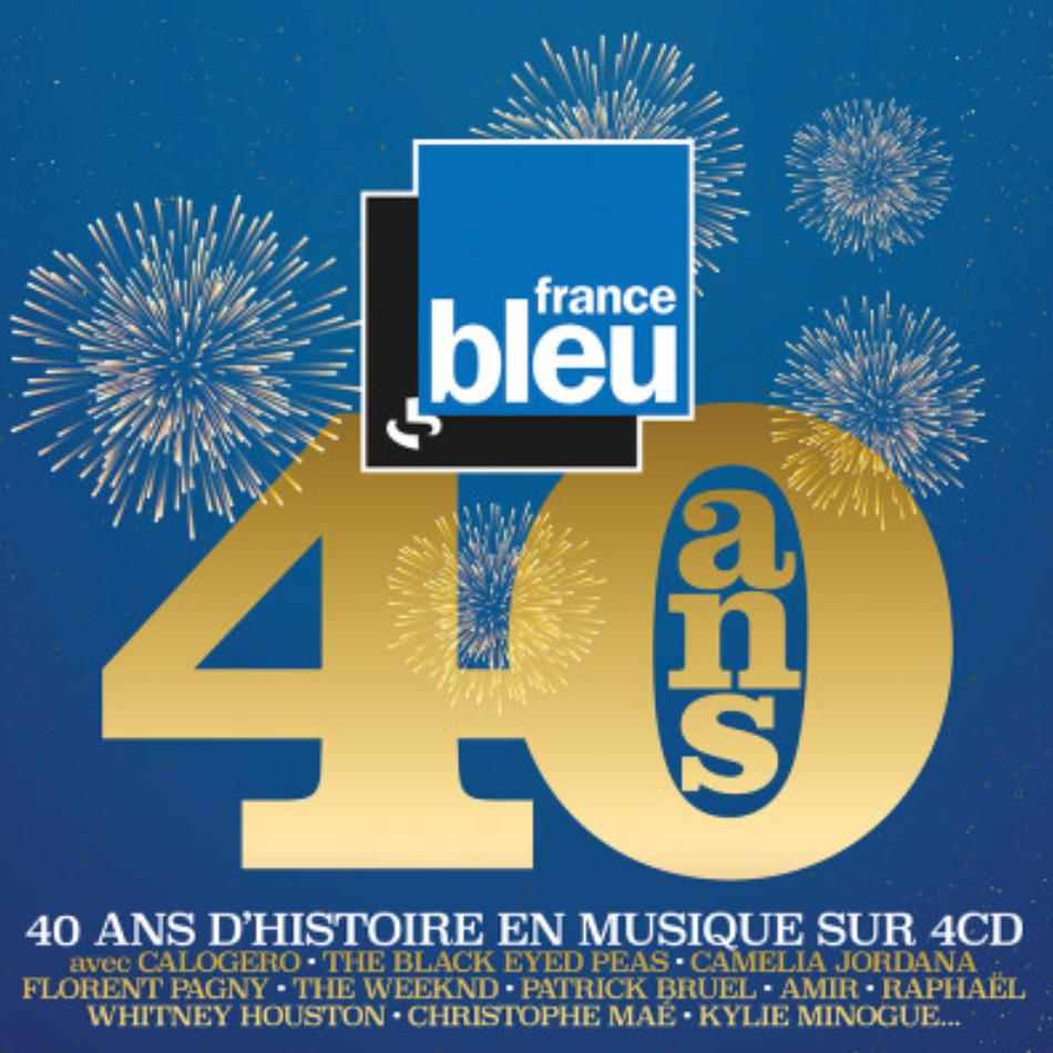 France Bleu : 40 ans d'histoire en musique sur 4 CD