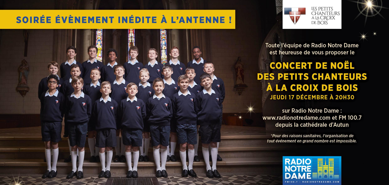 Radio Notre Dame prépare son concert de Noël