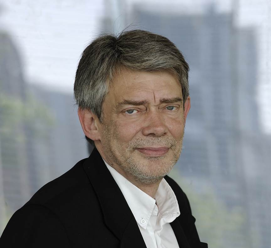 Jean Beghin a dirigé l'antenne de France Inter entre 2006 et 2010 © Christophe Abramowitz - Radio France