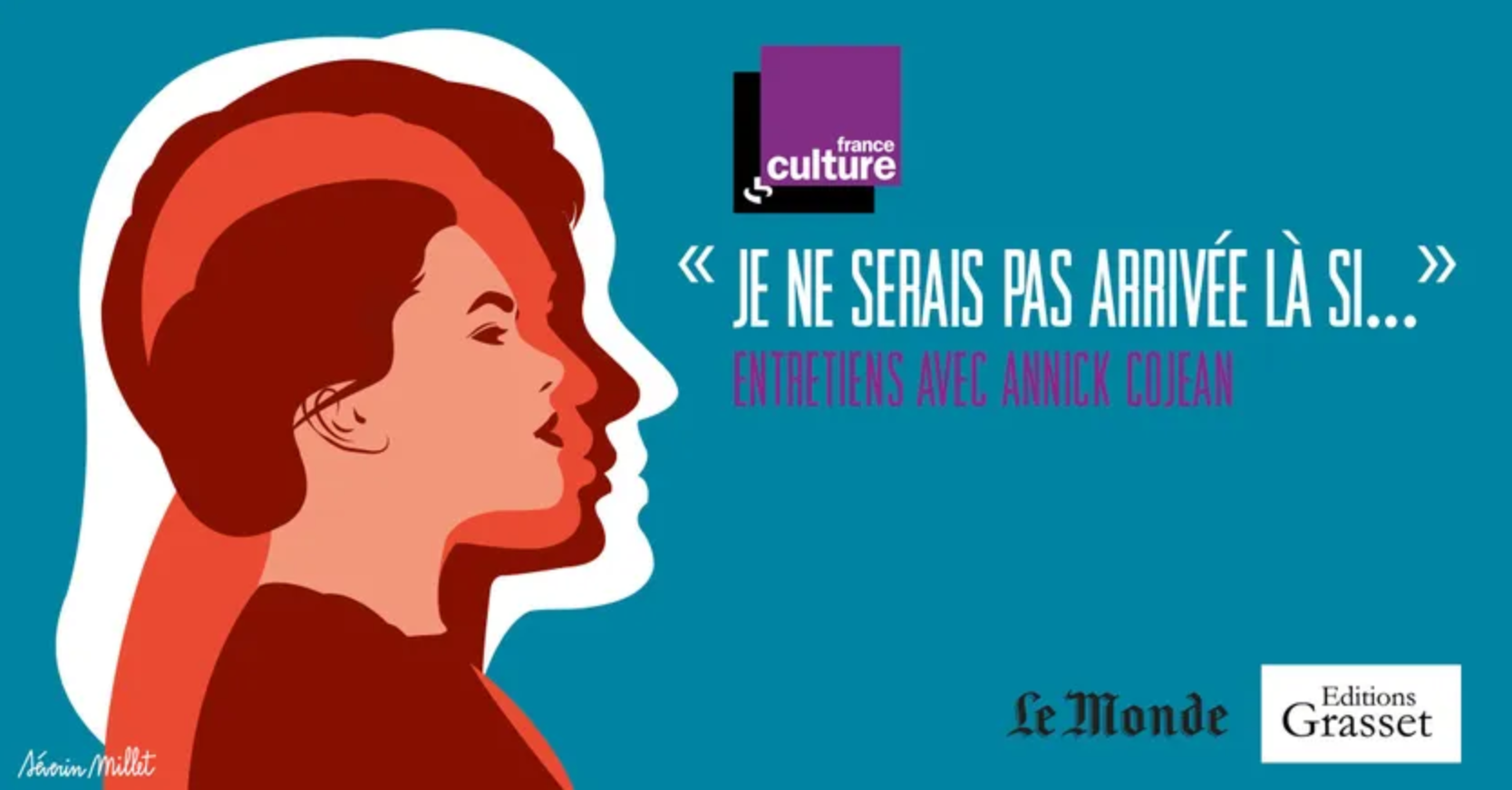 Un nouveau podcast par France Culture
