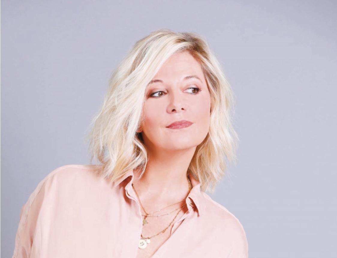 Flavie Flament, animatrice de RTL.