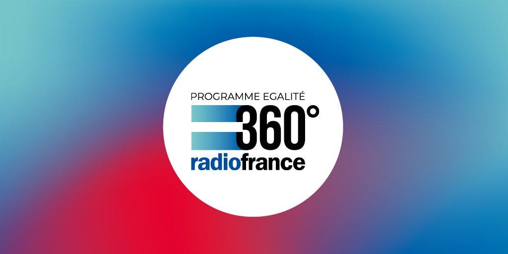Radio France lance le programme Égalité 360°