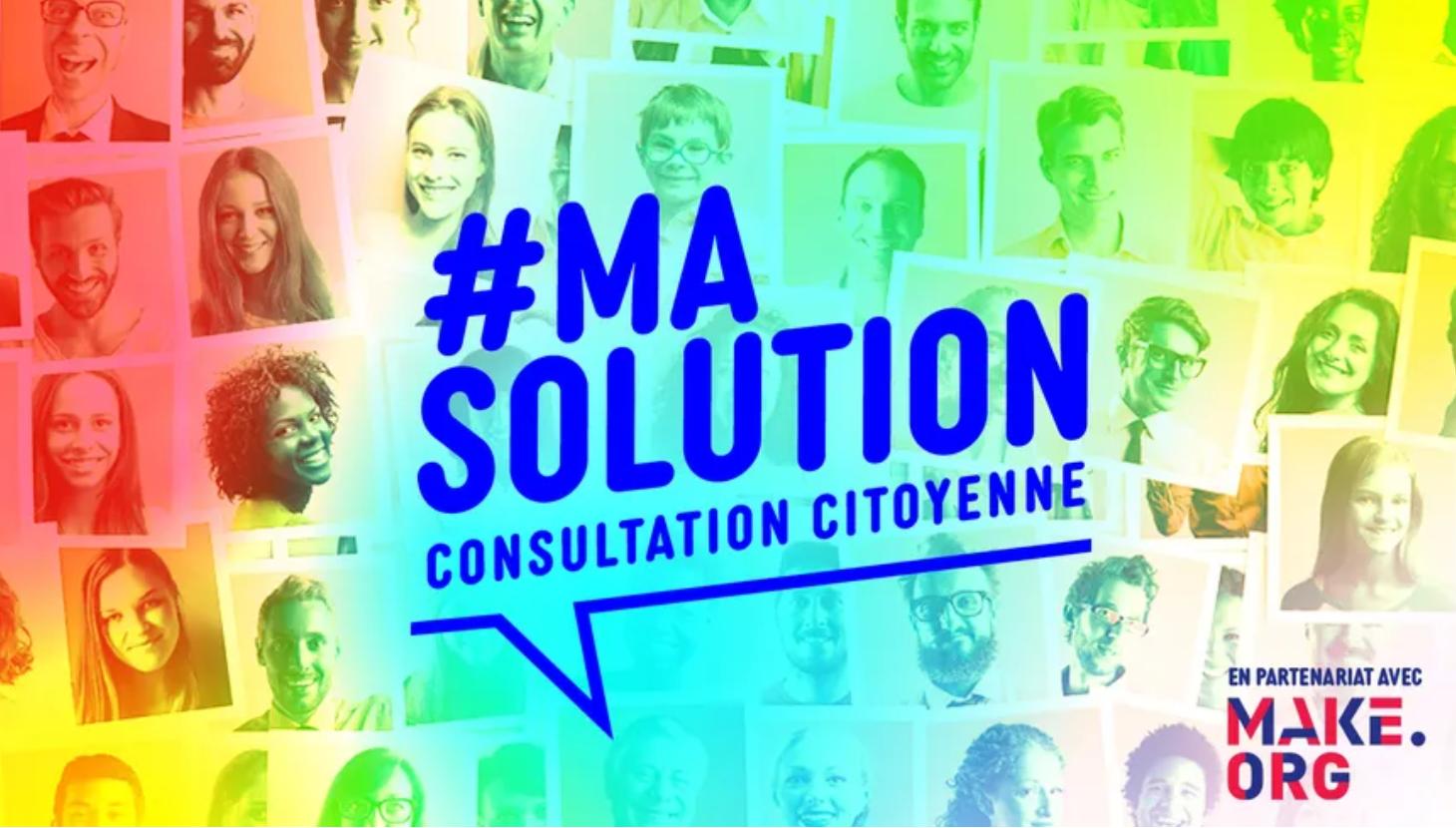 """""""Ma solution"""" : une consultation lancée par France Bleu"""