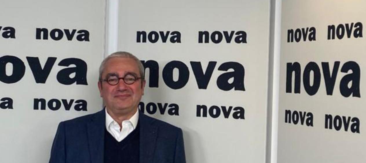 """Pour Emmanuel Hoog, directeur général des Nouvelles Éditions indépendantes : """"L'Internet audio est en train de se développer""""."""