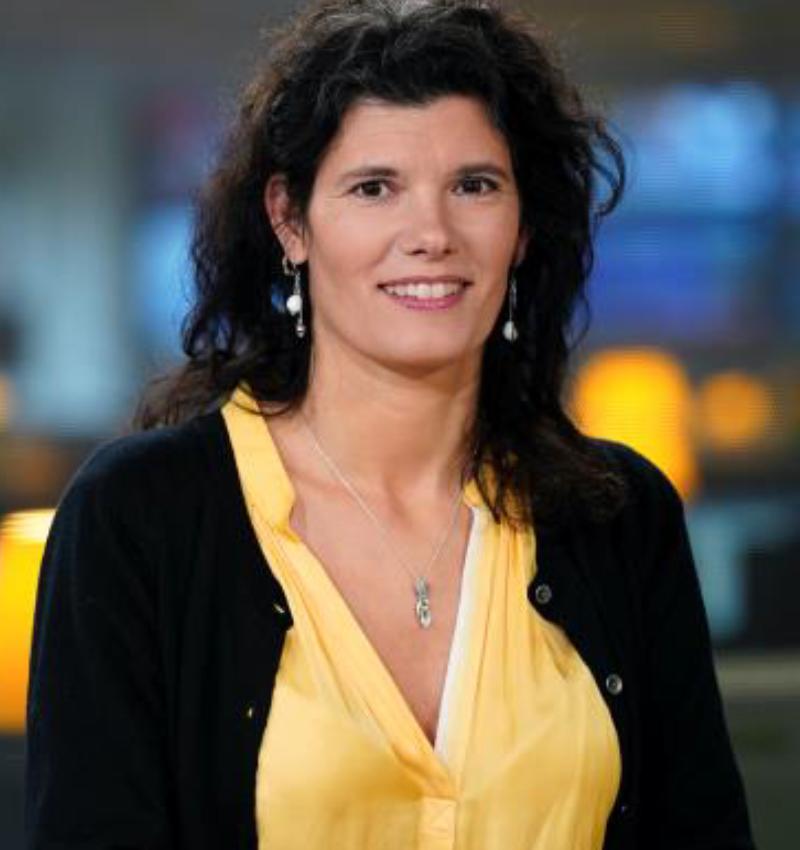 Estelle Cognacq devient directrice de la rédaction de franceinfo