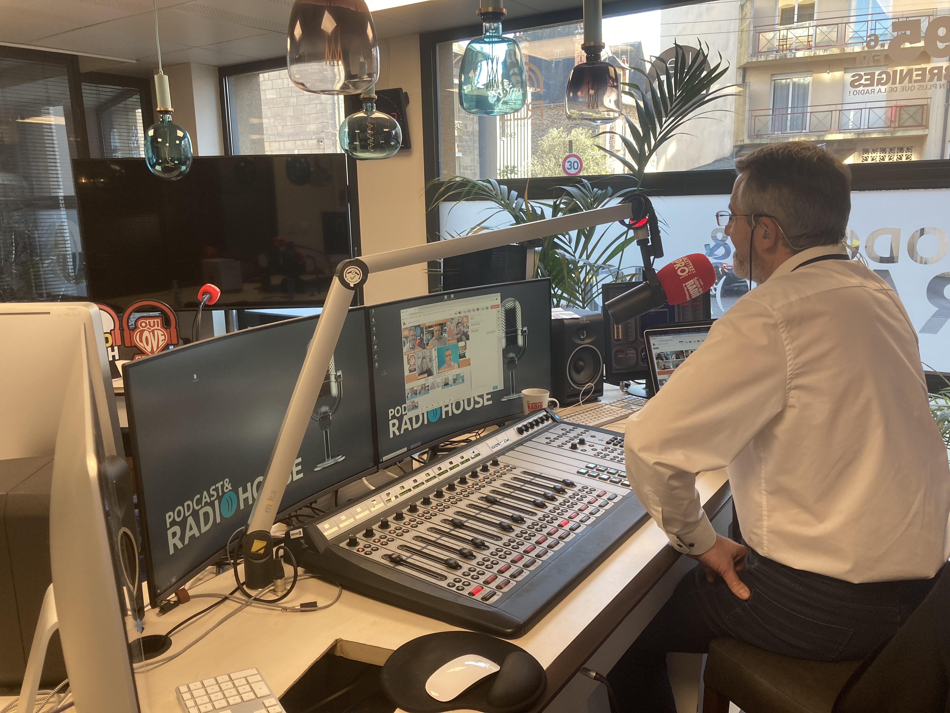 #RadioWeek : le programme en ligne de ce jeudi