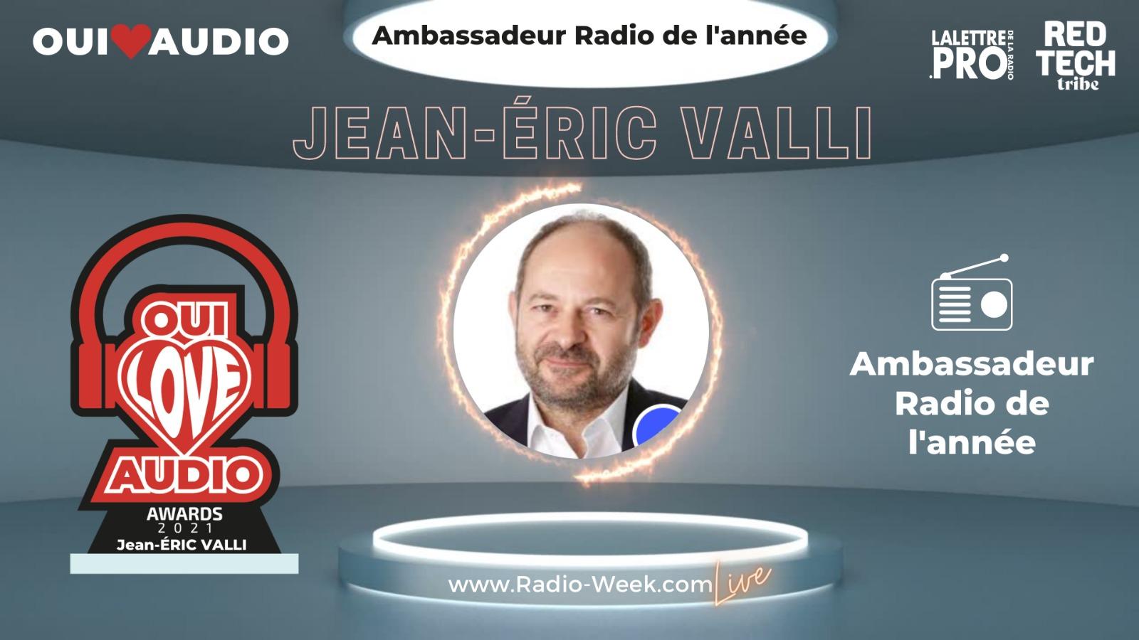 #RadioWeek : Sandrine Treiner et Jean-Éric Valli récompensés