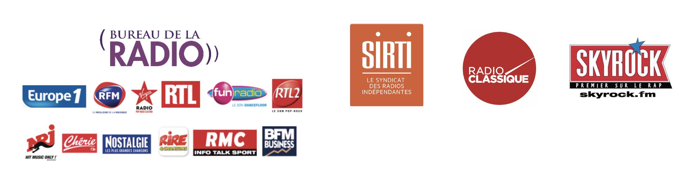 Les radios privées contre la publicité sur Radio France