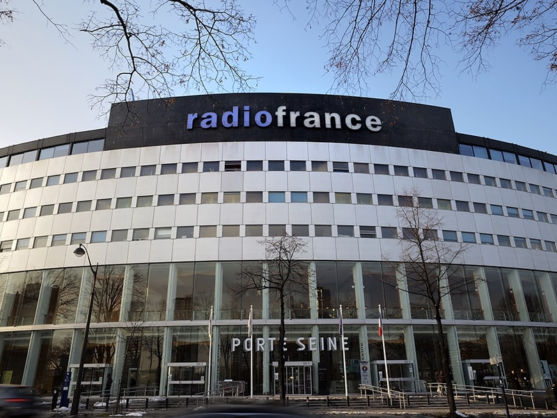 """Radio France : """"La publicité sur le service public est très modérée et le restera"""""""