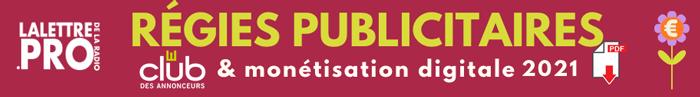 HS Régies Pub - 2021, plus que jamais l'année du développement de l'audio