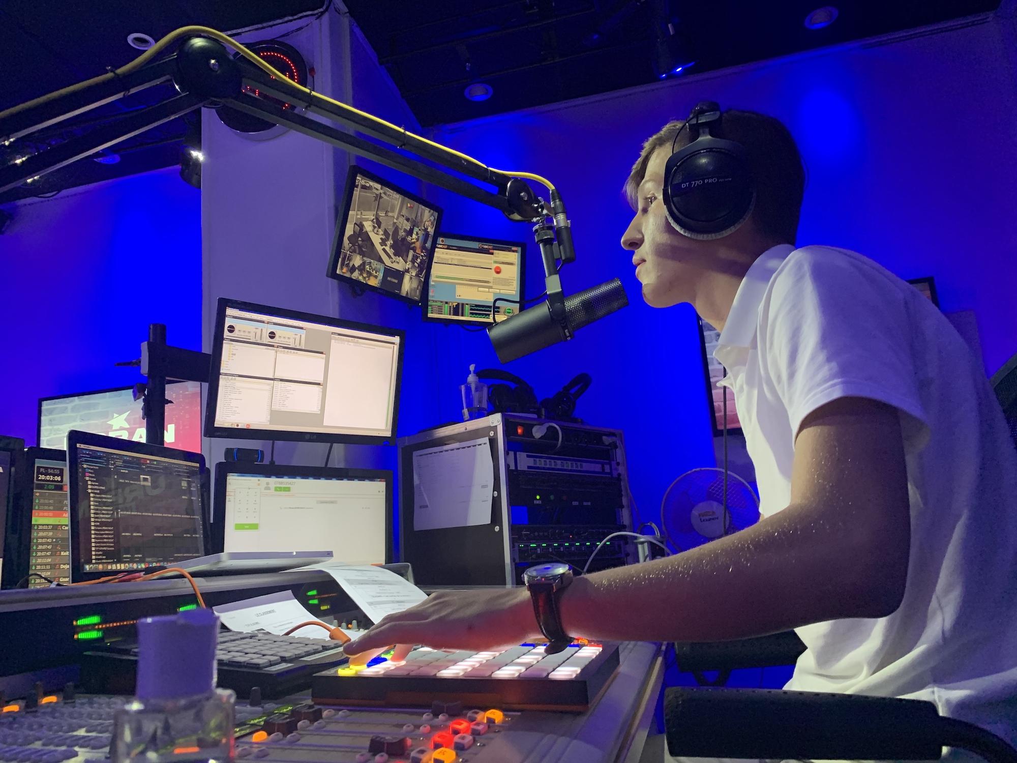 La radio associative Futuradios vise le record