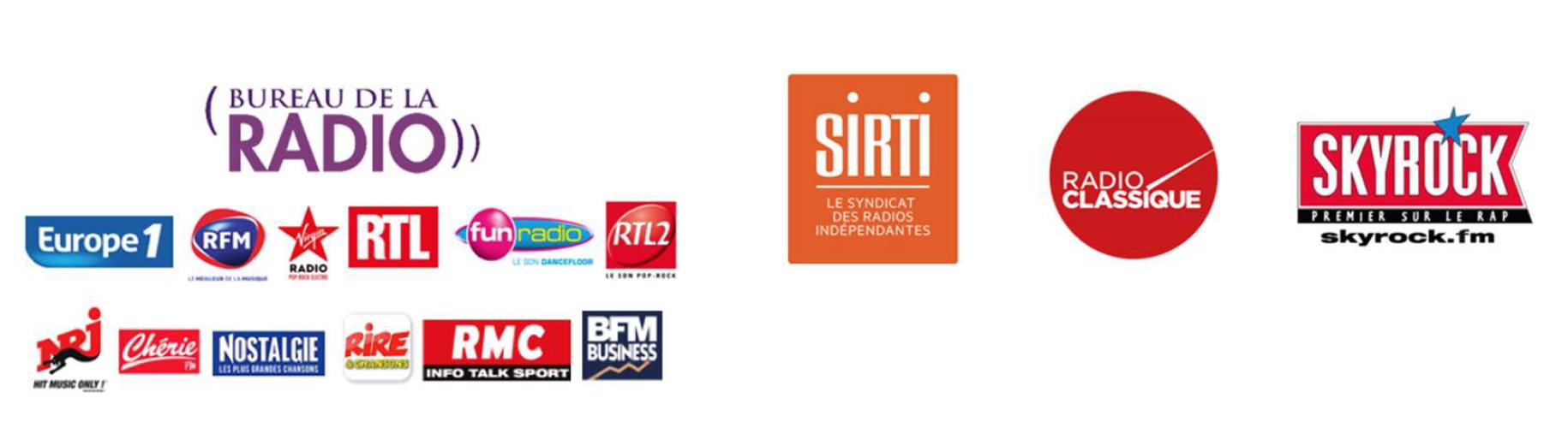 Pub à Radio France : les radios privées en appellent à la responsabilité du Gouvernement