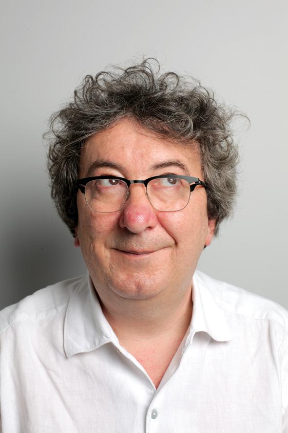 Silvain Gire, créateur d'ARTE Radio en 2002. © D.R.