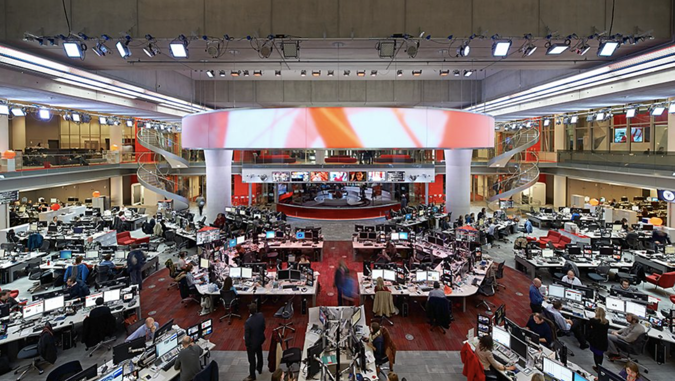 Restructuration du BBC News Board