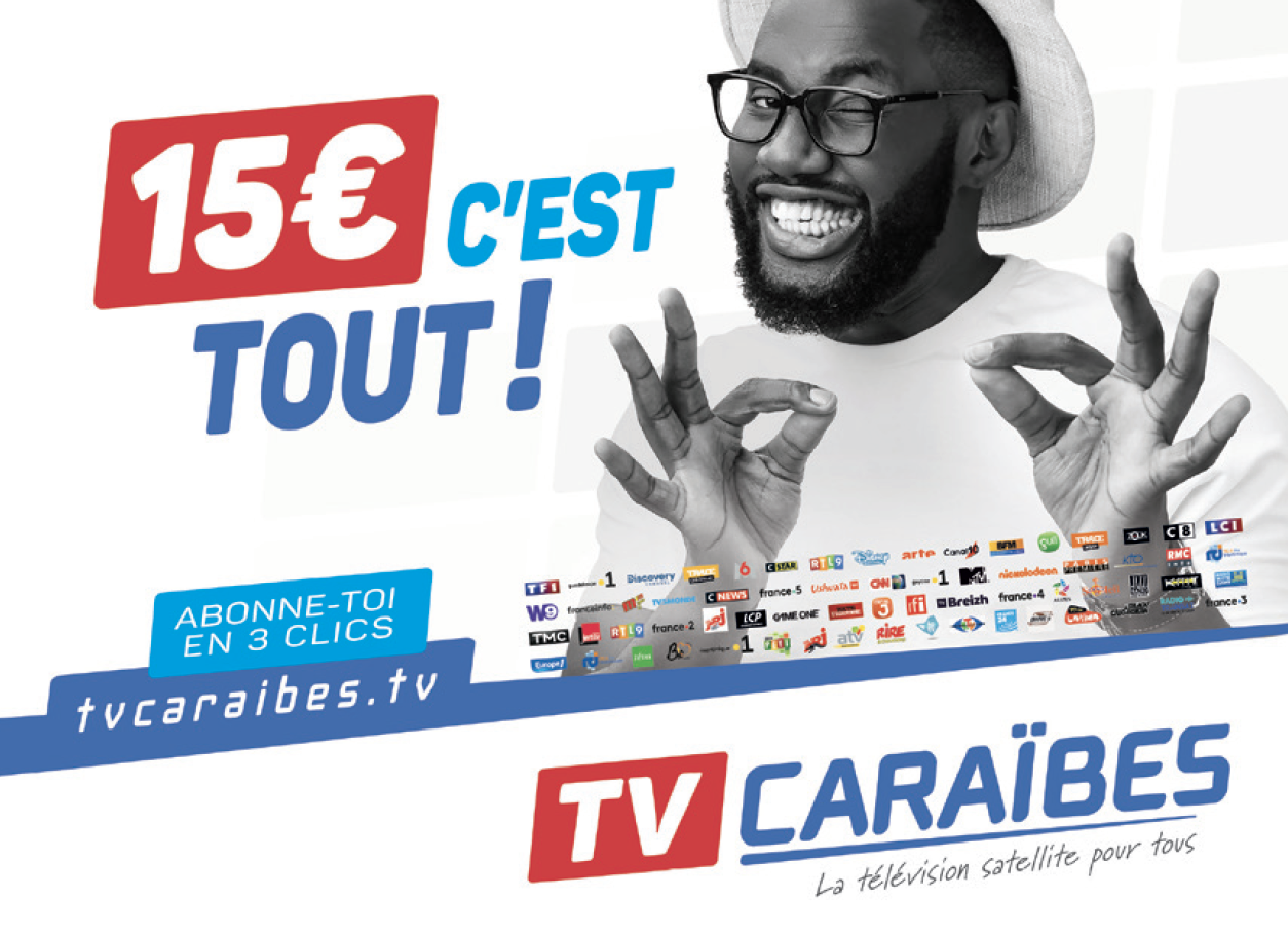 Le groupe Transat lance TV Caraïbes, un bouquet TV