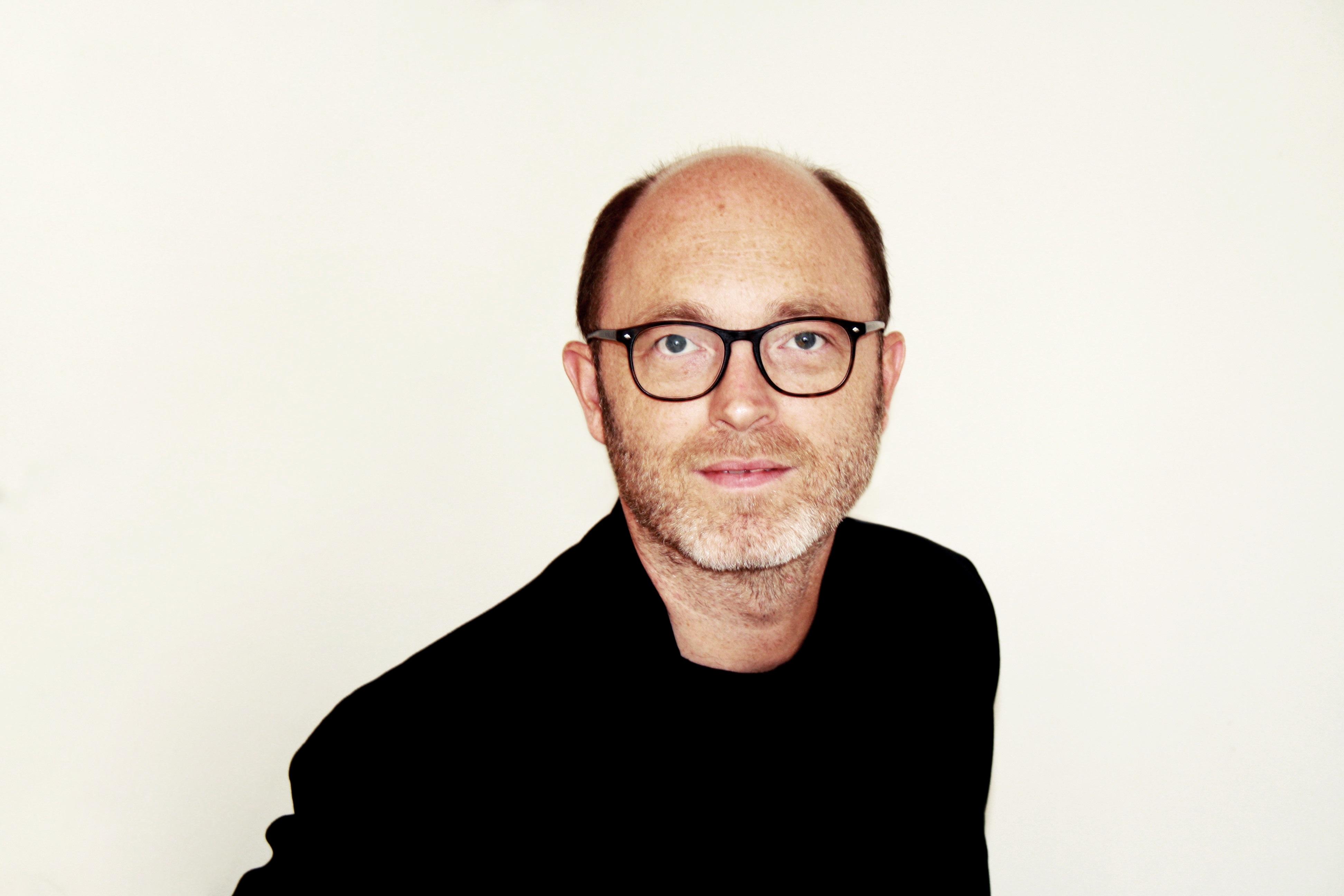 Claude-Éric Roy, directeur des programmes d'Alouette Radio et Alouette Nouveaux Talents