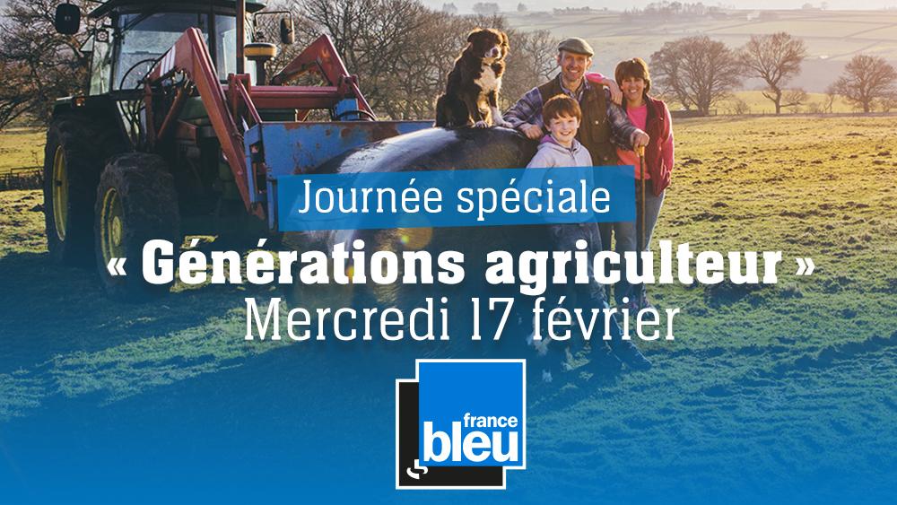 Une nouvelle journée spéciale sur France Bleu