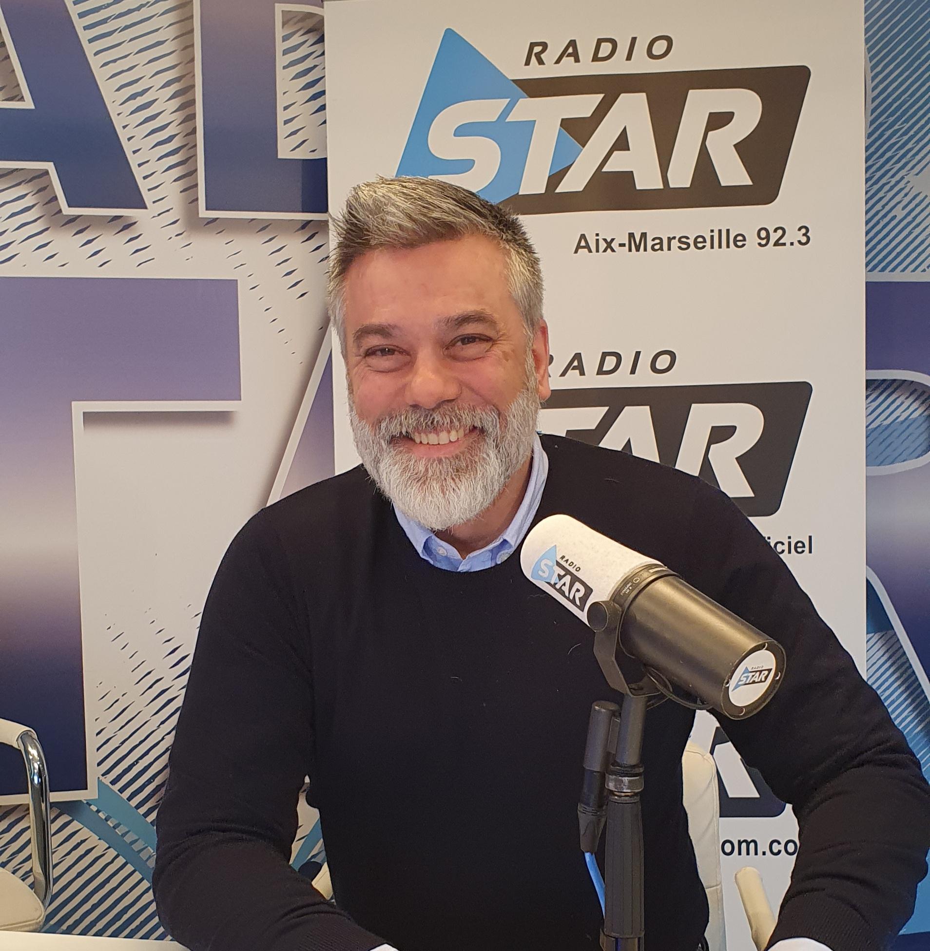 Jérome Delaveau rebondit à Radio Star Marseille