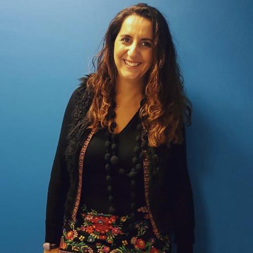 Chérifa Afiri, directrice de Targetspot France.