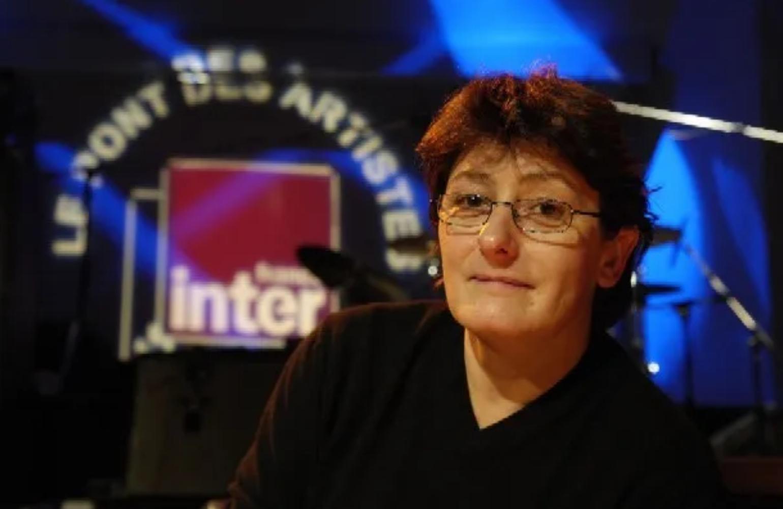 Isabelle Dhordain avait 62 ans. © France Inter - Radio France