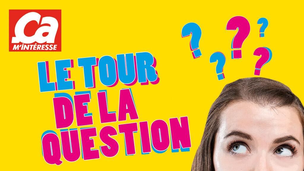 """Faire """"Le tour de la question"""" en podcast, ça m'intéresse !"""