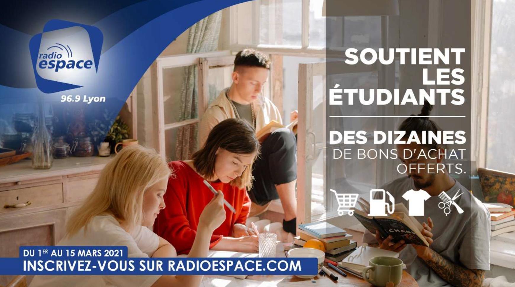Les radios d'Espace Group impliquées dans la vie locale
