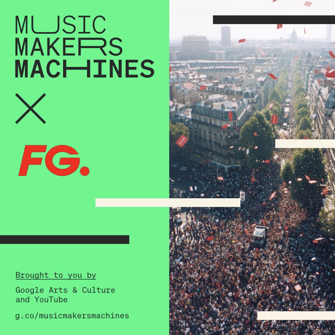 "Radio FG participe à l'exposition ""Music, Makers & Machines"""
