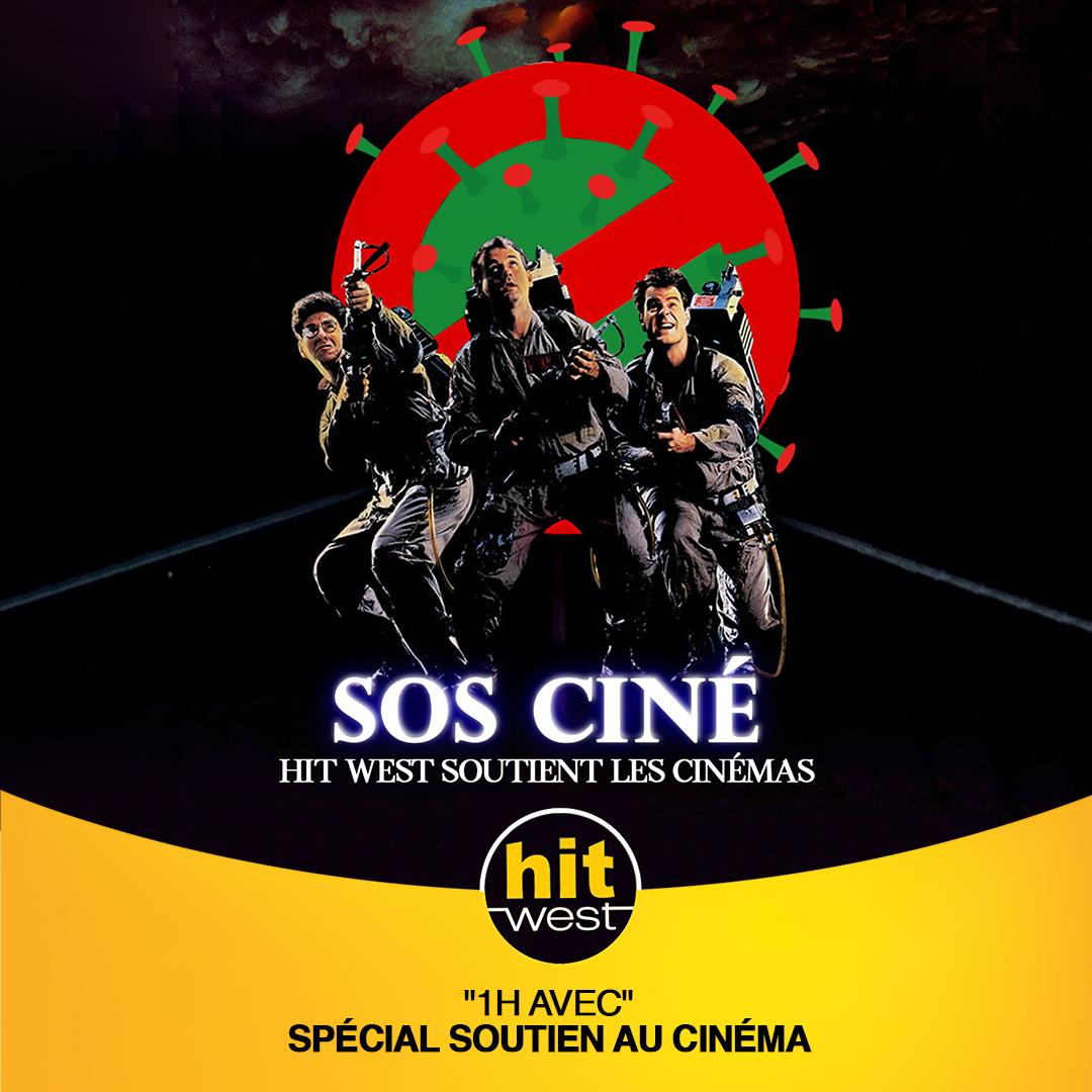 Hit West : une émission spéciale en soutien aux cinémas