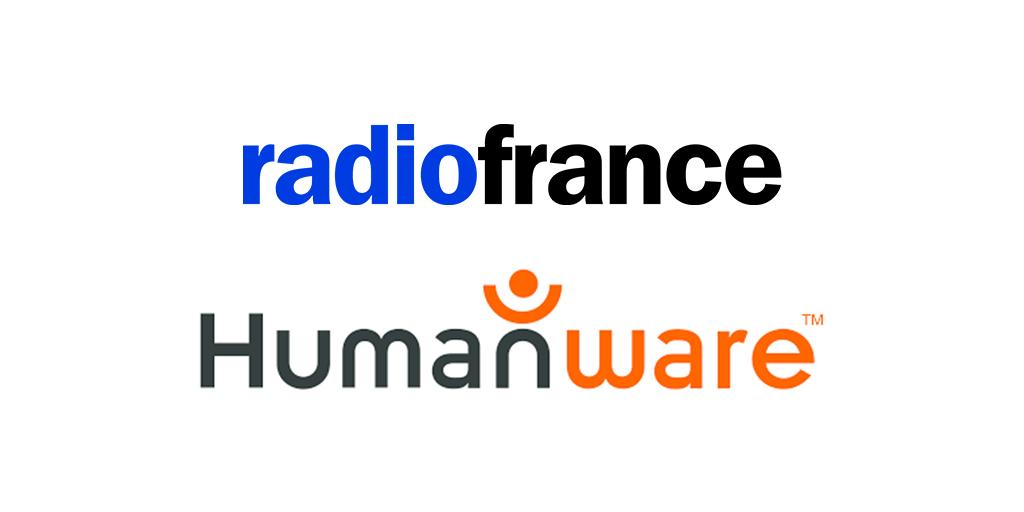 Podcasts : Radio France signe un partenariat avec HumanWare