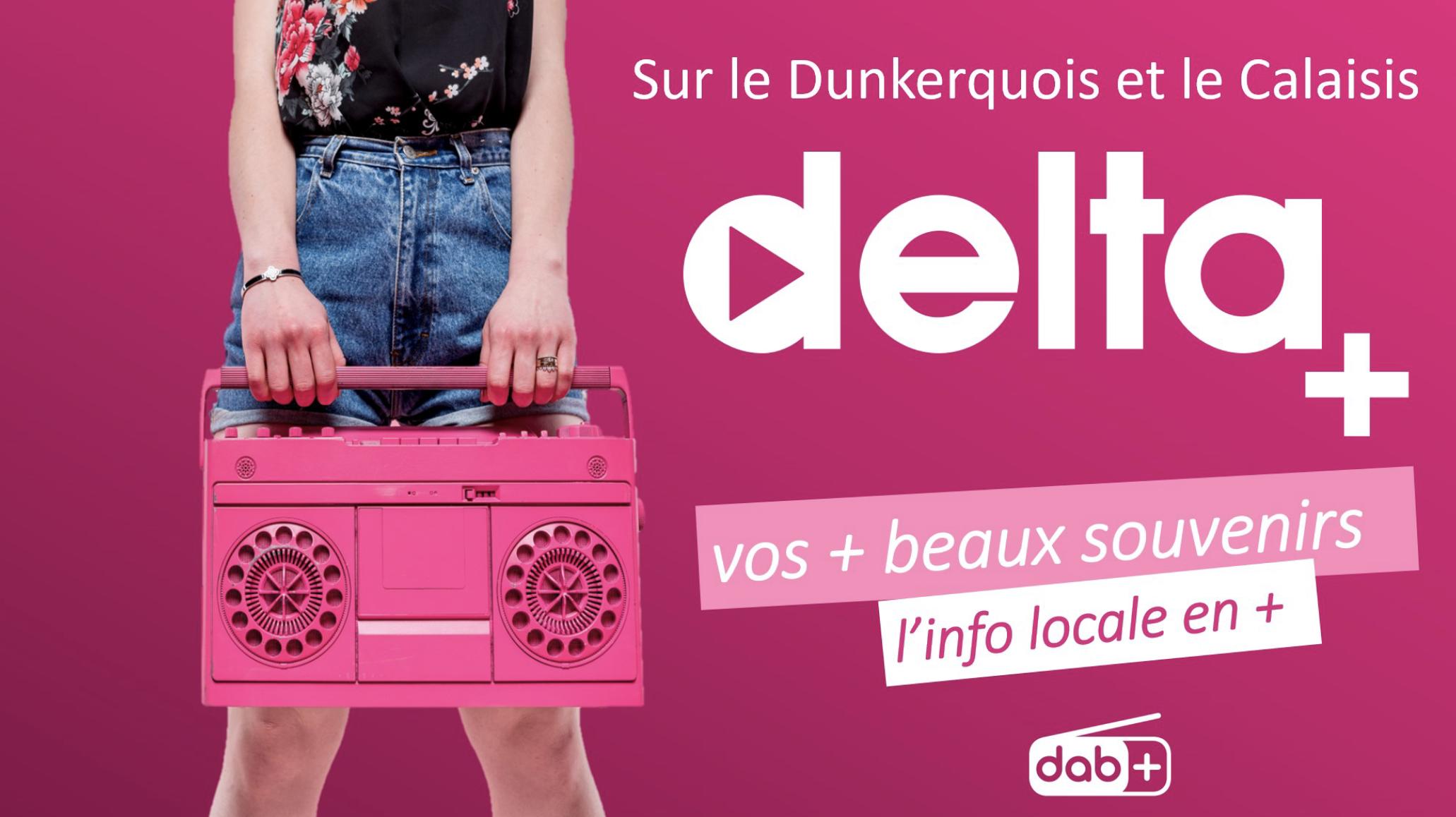 Delta + arrive sur la Flandre Côte d'Opale