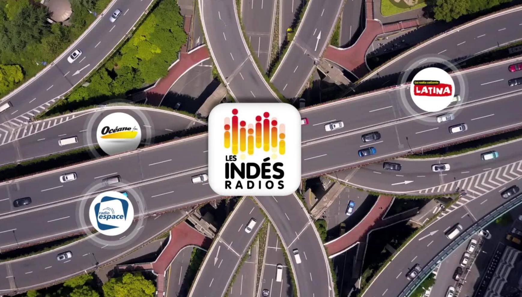 7.4 millions d'auditeurs écoutent les Indés Radios