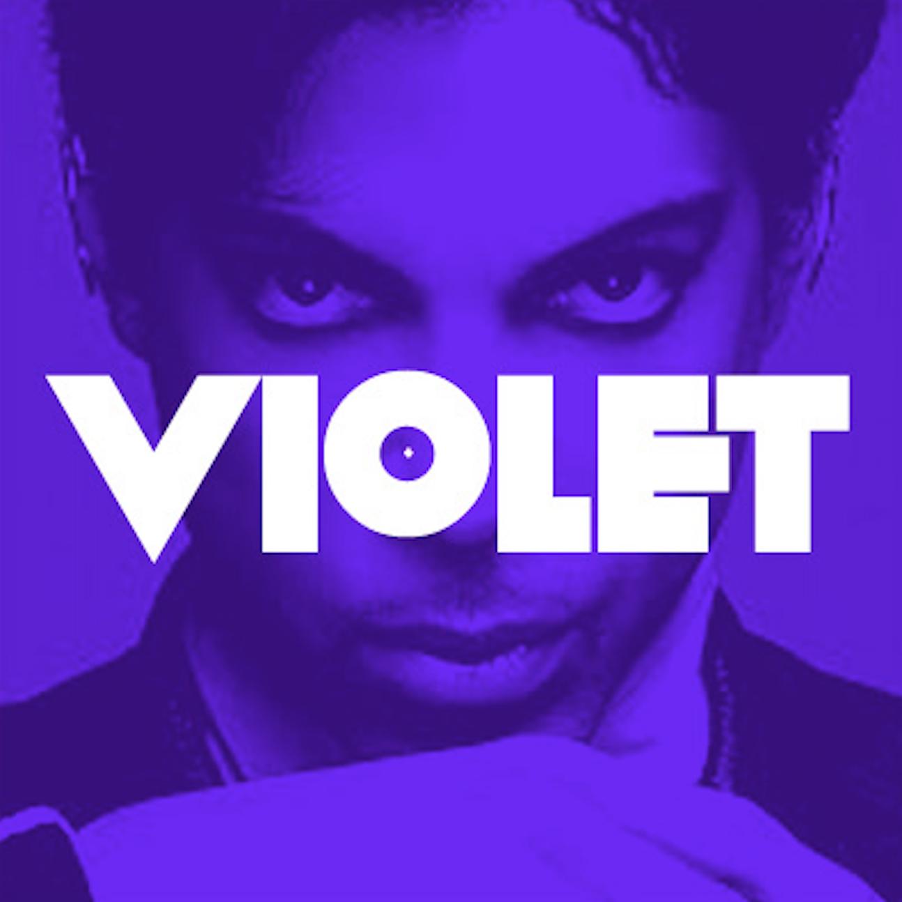 """""""Violet"""" : le premier podcast sur Prince et le Minneapolis Sound"""