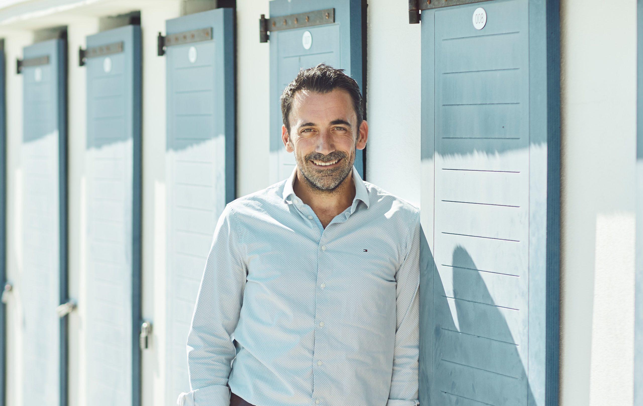 Sébastien Pesqué et son équipe composent   avec l'évolution de la crise sanitaire.