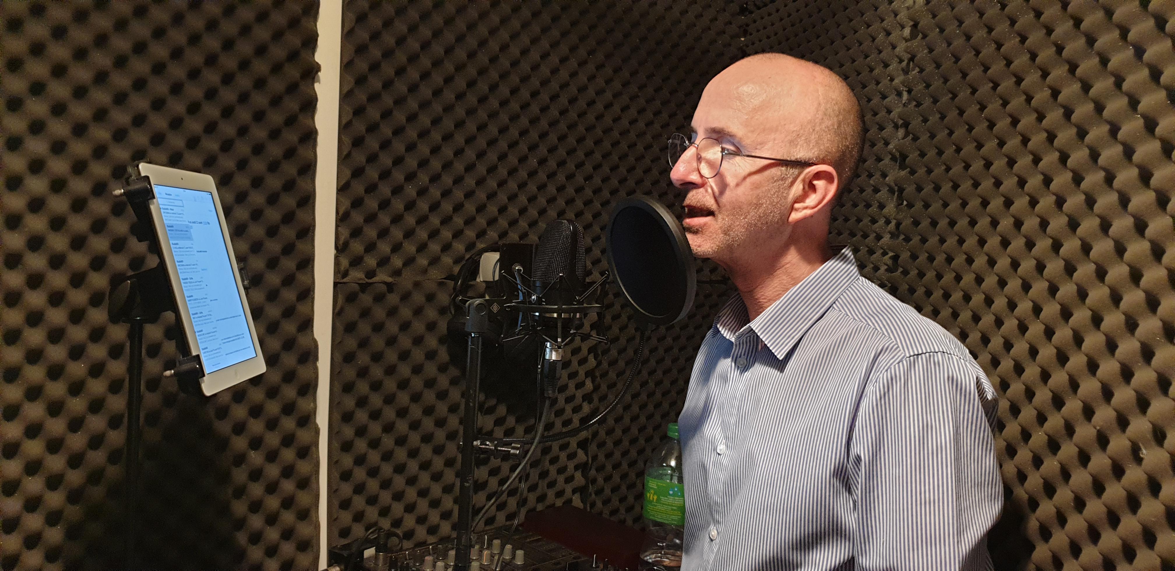 David Le Daëron de Studiomix