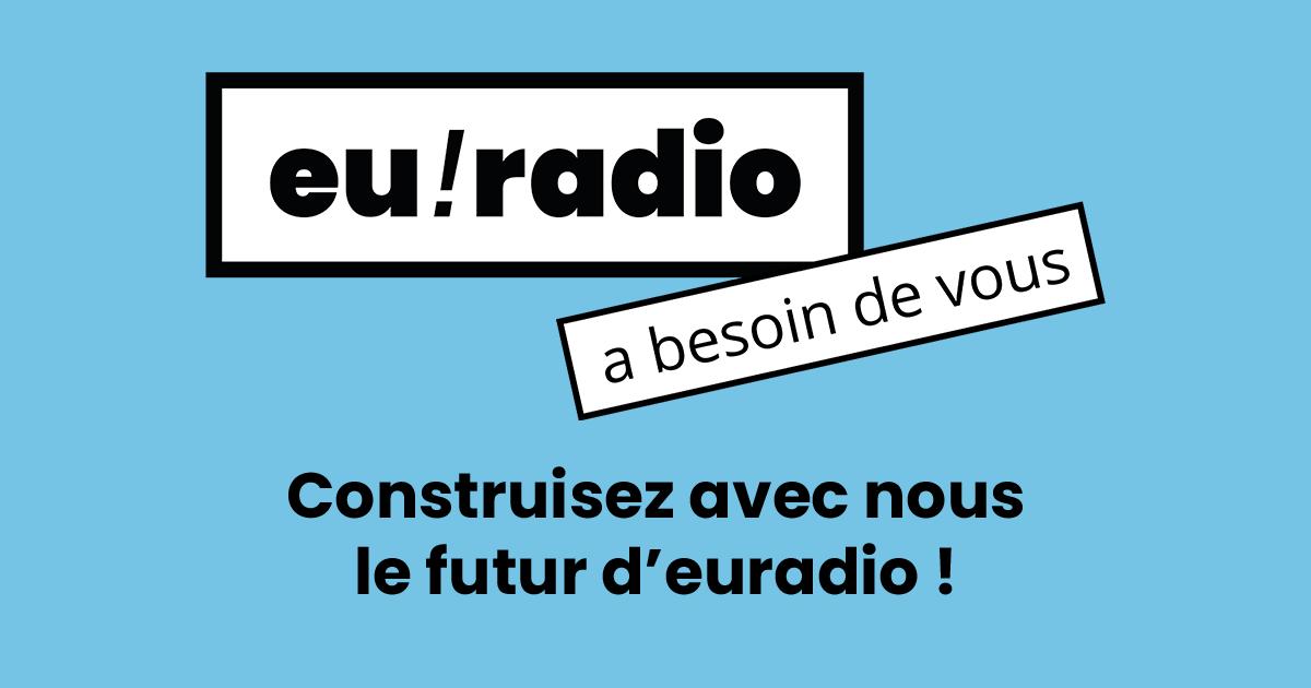 Euradio invite ses auditeurs à répondre à une enquête
