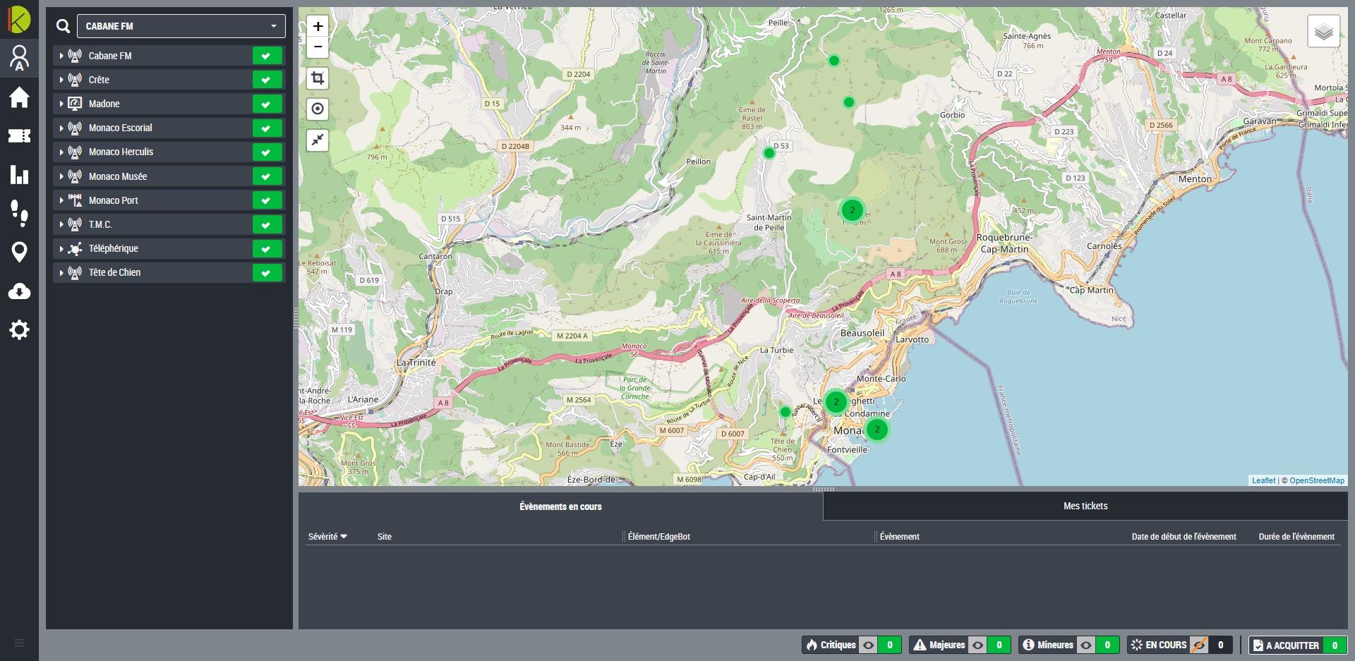 Monaco : MMD déploie KYBIO pour surveiller la diffusion FM et DAB