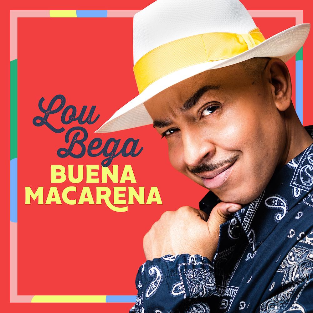 """Dans les années 90, Lou Bega avait signé un sympathique succès intitulé """"Mambo n° 5"""". Cet été, il revient avec une adaptation de la célébrissime """"Macarena"""", un tube ensoleillé des années 90. Ce succès s'intitule """"Buena Macarena"""""""