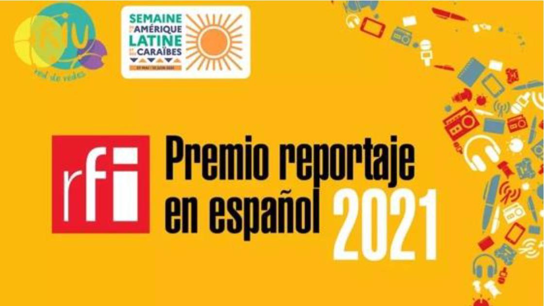 RFI remet son Prix du reportage en espagnol