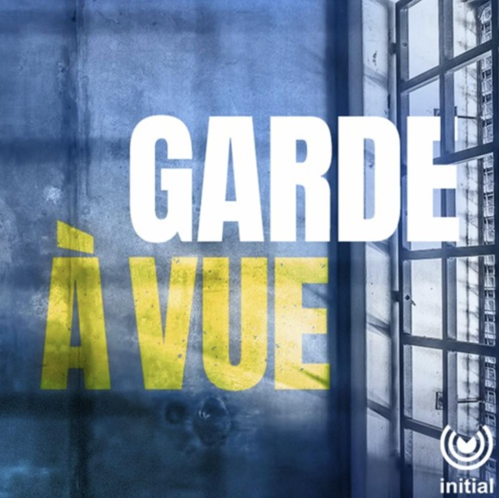 """""""Garde à vue"""", le podcast qui plonge dans l'intimité des affaires criminelles"""