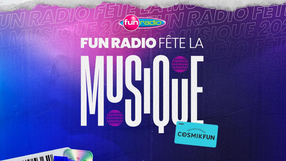 Belgique : Fun Radio fête la musique