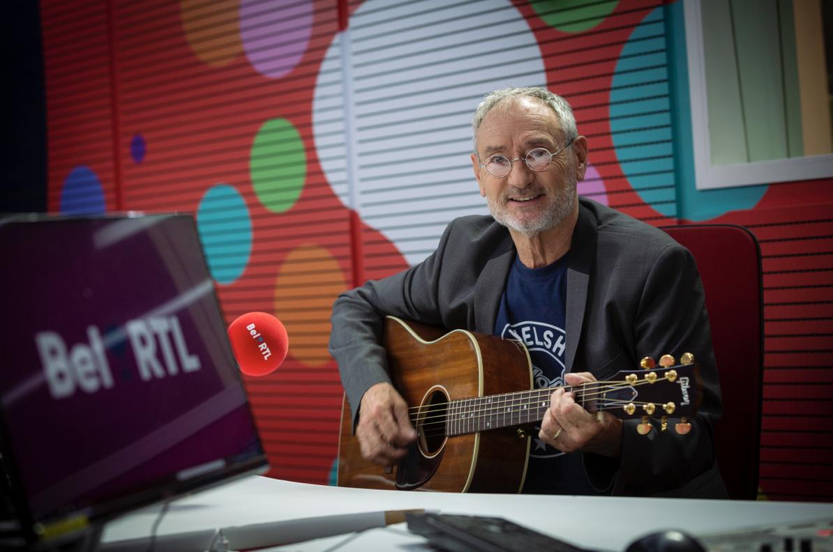 """""""Quand la musique est bonne"""" avec Michael Jones sur Bel RTL"""