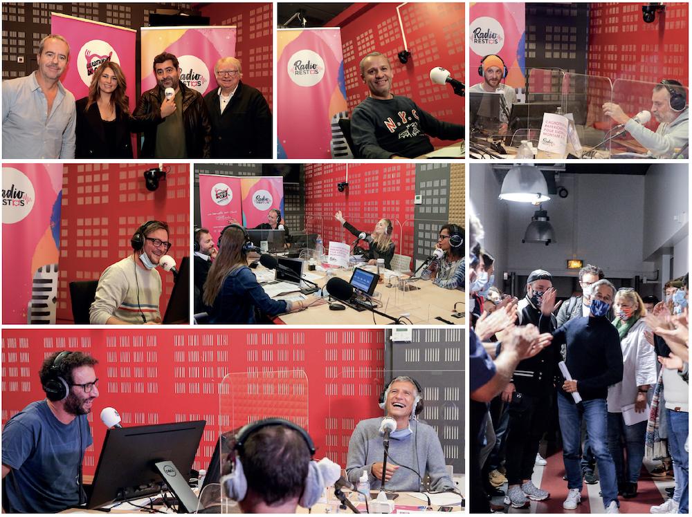 La première édition de Radio Restos en 2020 © STUDEC