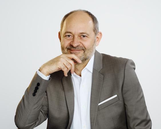 Jean-Éric Valli s'engage avec la BPI pour un deuxième été consécutif.  © Luc Perenom.