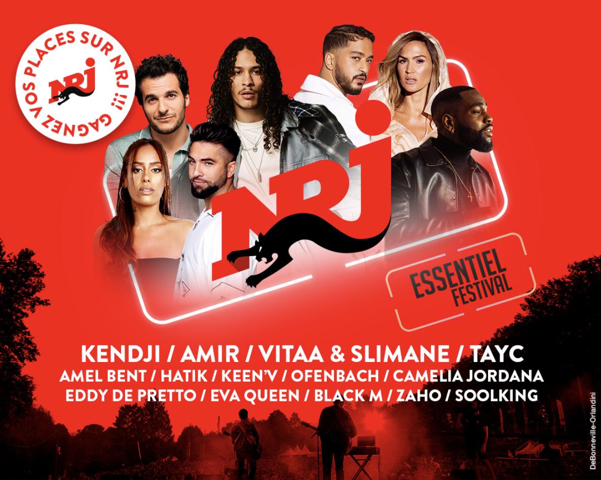 """NRJ présente """"L'Essentiel Festival"""" au MEETT de Toulouse"""