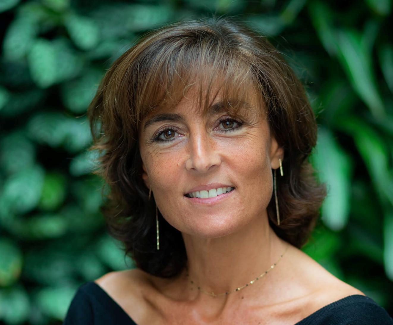 Nathalie Iannetta succède à Vincent Rodriguez qui est nommé Secrétaire général aux rédactions de France Bleu
