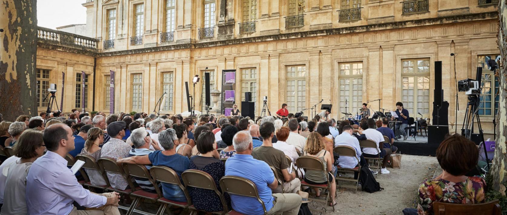 France Culture s'installe à Avignon