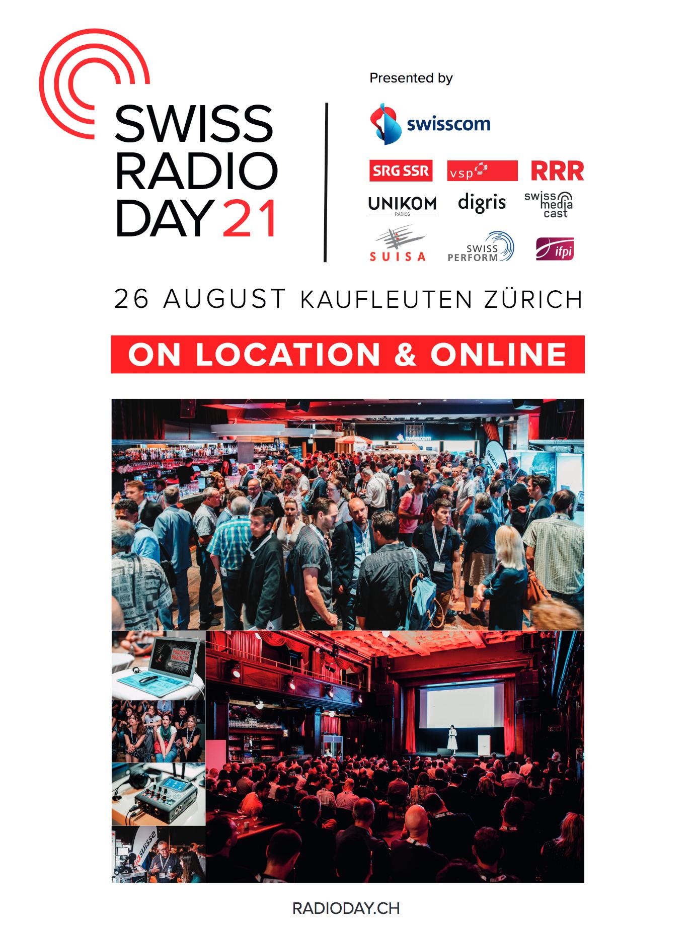 Le MAG 134 - Le SwissRadioDay est de retour en présentiel !
