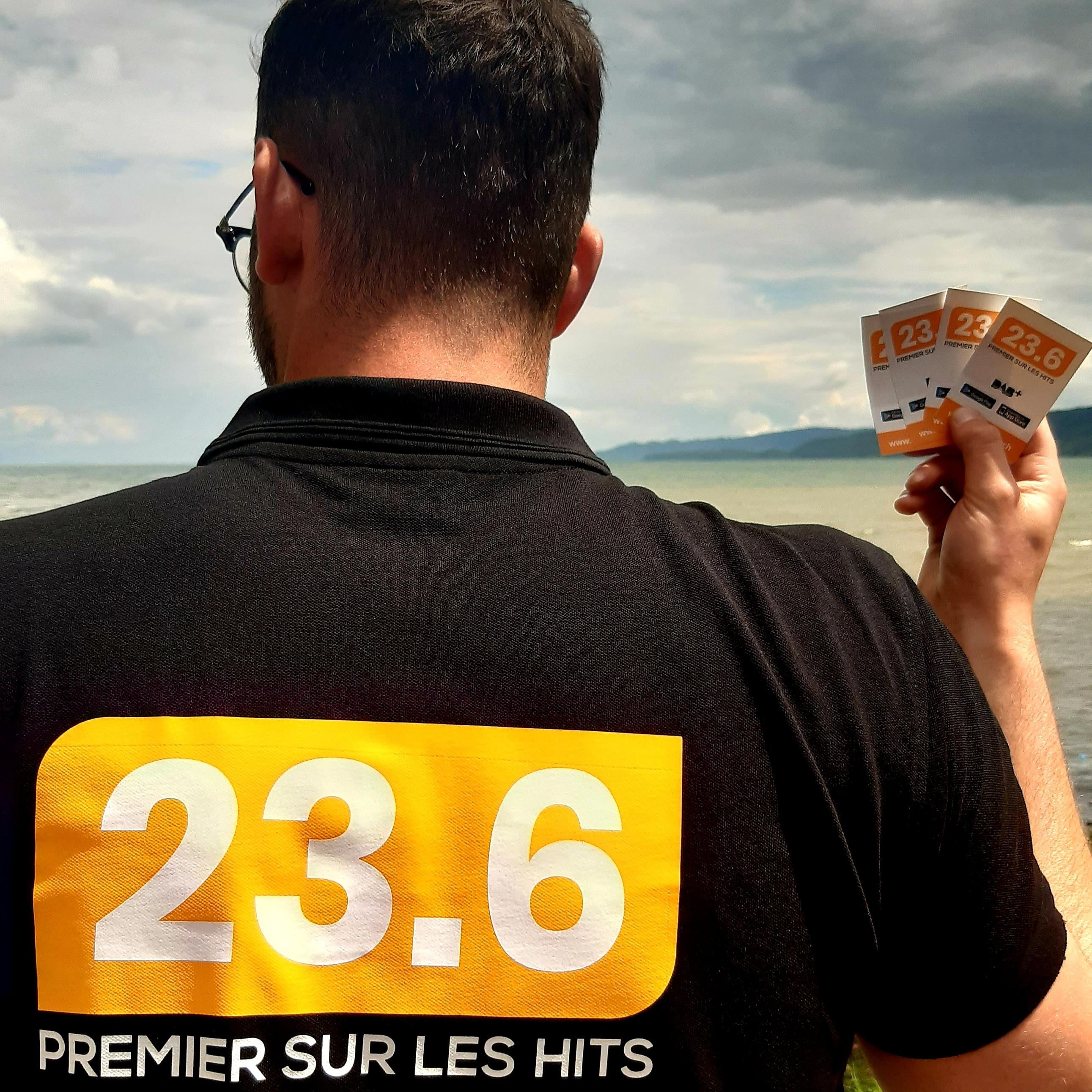 En Suisse, la radio 23.6 s'étend en DAB+