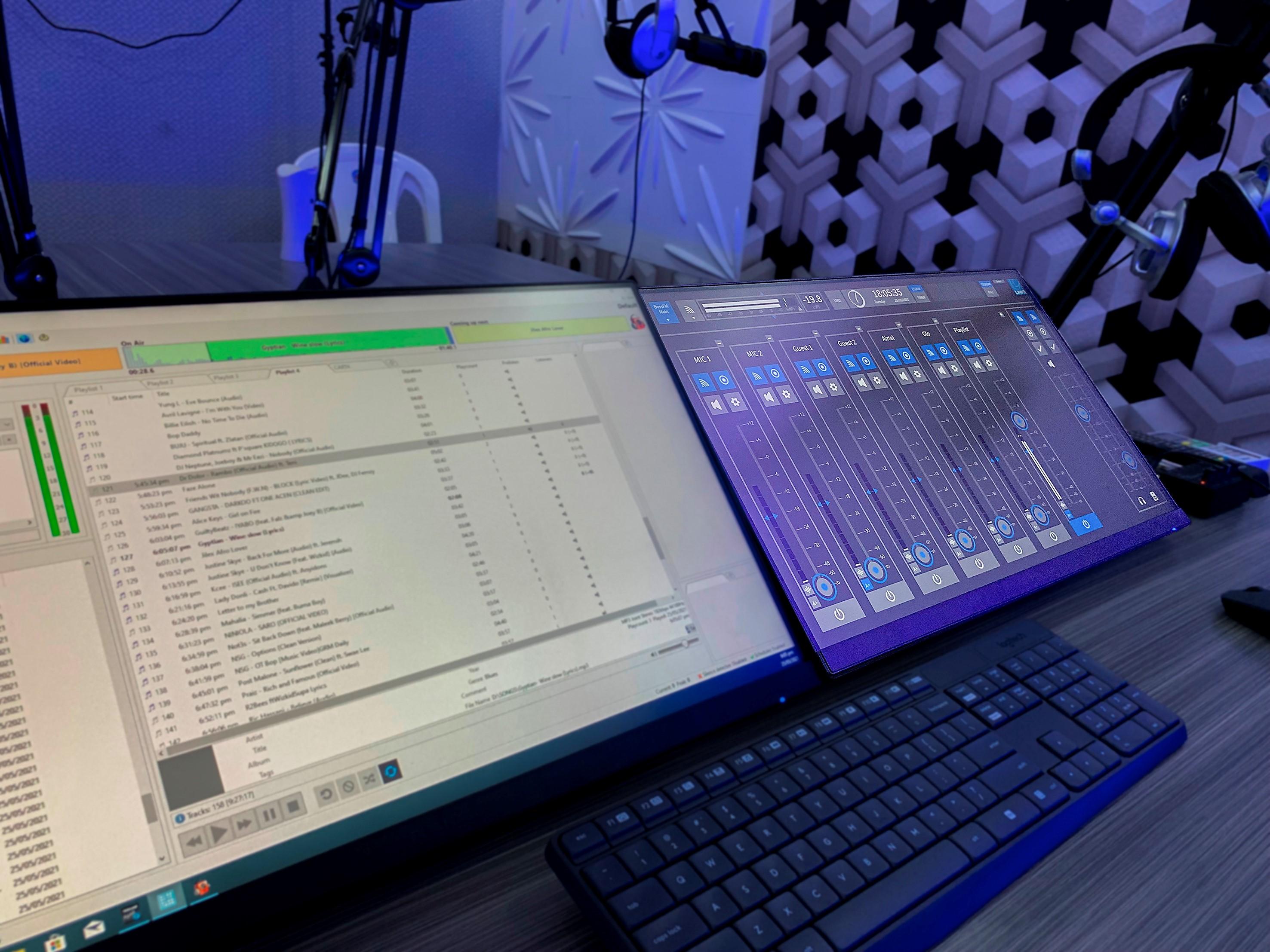 Nigeria : BossFM passe au virtuel avec Lawo RƎLAY